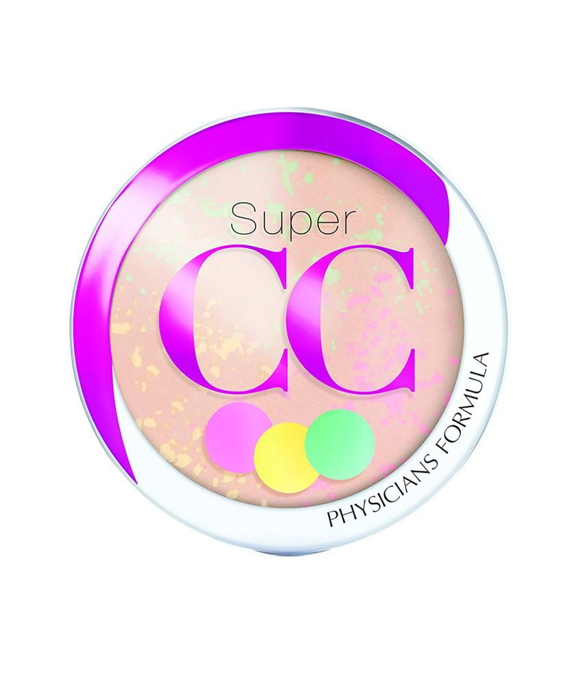 PHYSICIANS FORMULA SUPER CC POWDER SPF 30 LIGHT MEDIUM  8,5gr