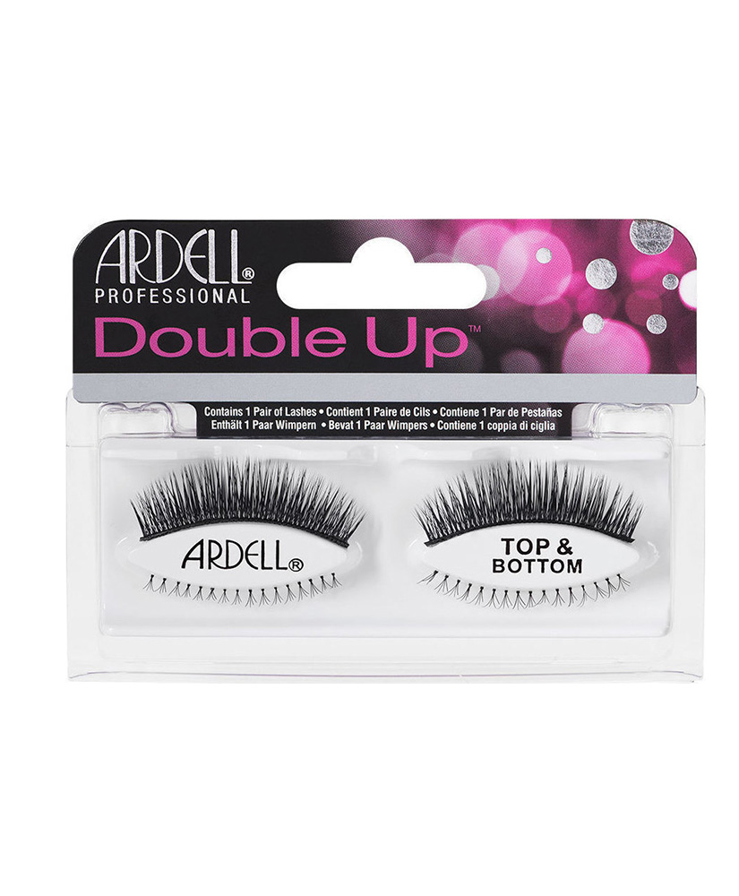 ARDELL DOUBLE UP ΨΕΥΤΙΚΕΣ ΒΛΕΦΑΡΙΔΕΣ TOP AND BOTTOM NO 209