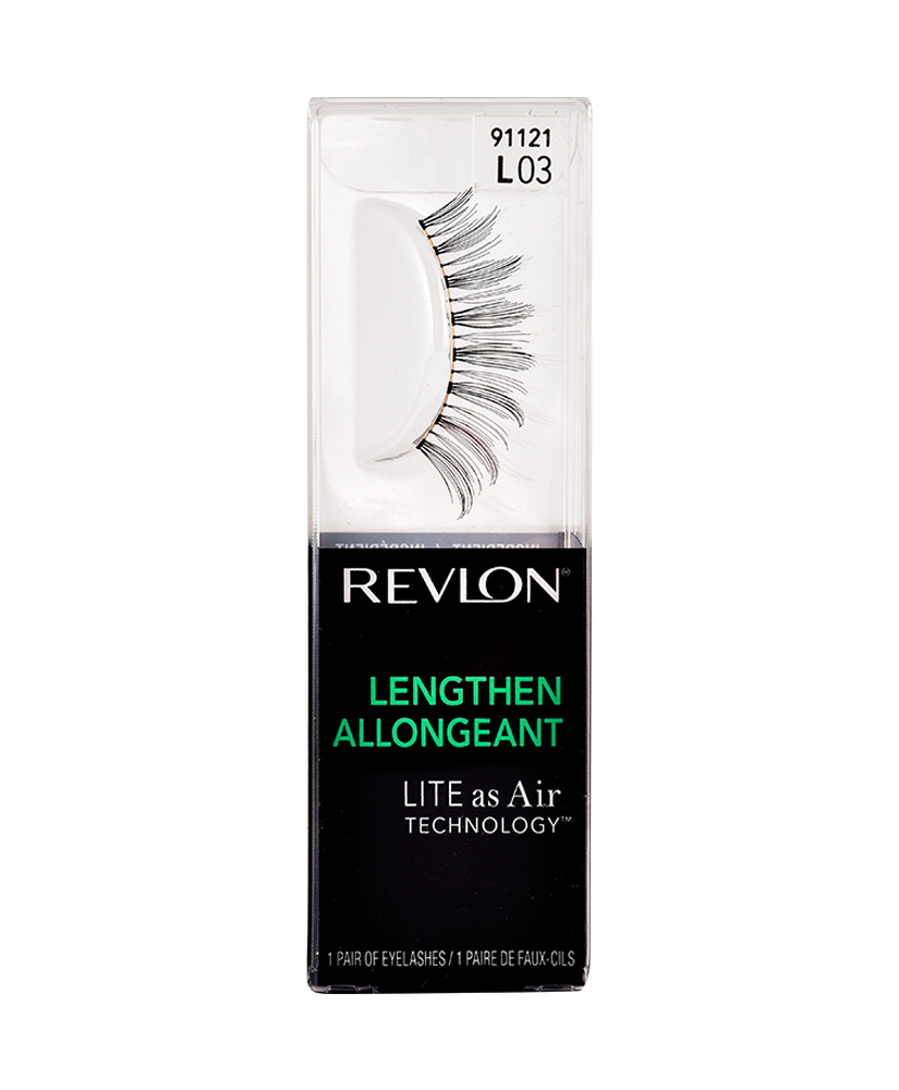 REVLON ΨΕΥΤΙΚΕΣ ΒΛΕΦΑΡΙΔΕΣ FEATHERLITE TECHNOLOGY LENGTHEN ALLONGEANT