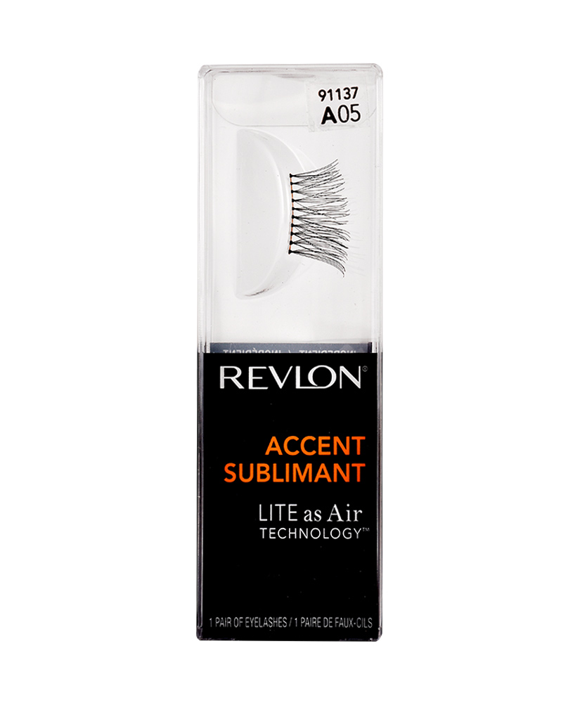 REVLON ΨΕΥΤΙΚΕΣ ΒΛΕΦΑΡΙΔΕΣ FEATHERLITE TECHNOLOGY ACCENT SUBLIMANT