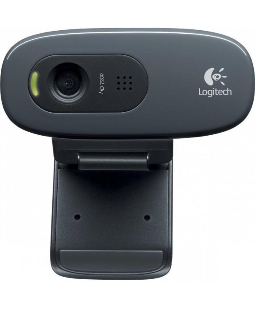 LOGITECH C270 HD  WEB CAMERA 3 MP 1280 x 720p