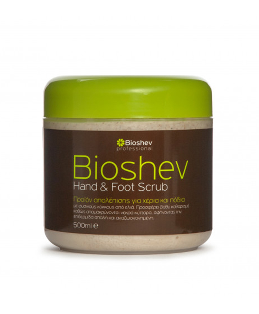 BIOSHEV SCRUB HAND AND FOOT  500ml