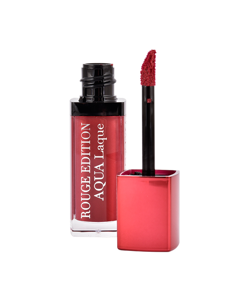 BOURJOIS LIP GLOSS ROUGE EDITION AQUA LAQUE 7,7ML