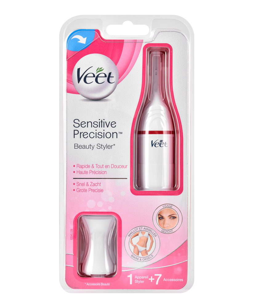 VEET SENSITIVE PRECISION ΗΛΕΚΤΡΙΚΟ ΤΡΙΜΕΡ BEAUTY STYLER