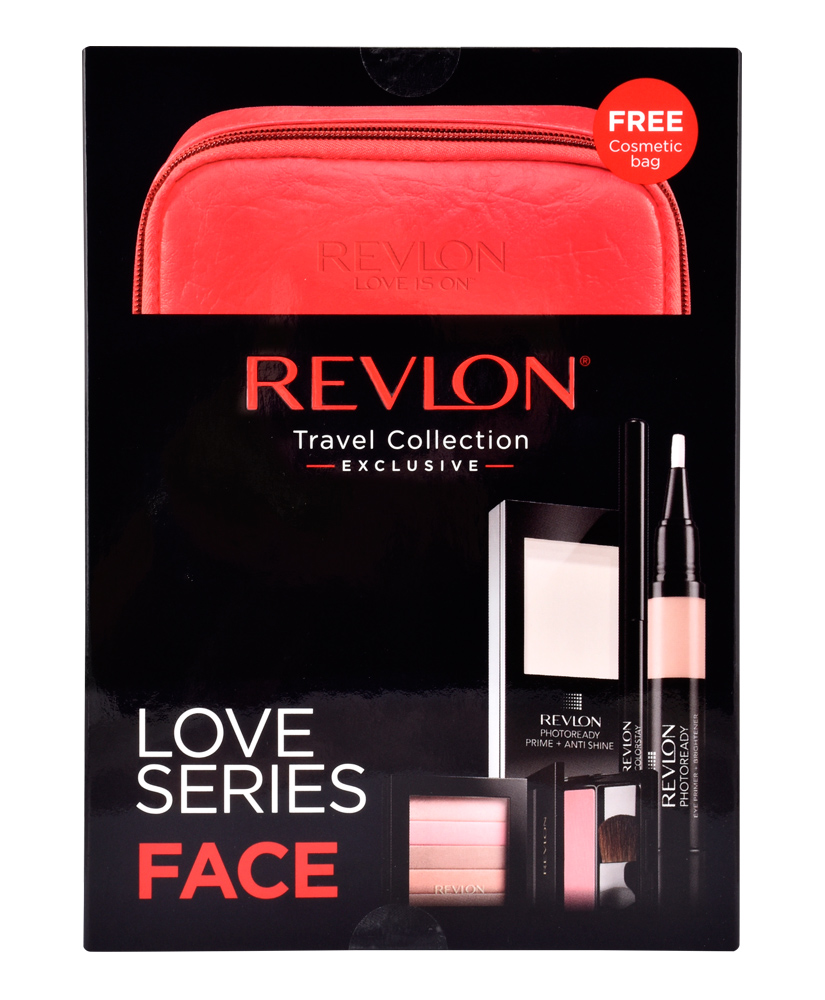 REVLON TRAVEL COLLECTION EXCLUSIVE LOVE SERIES 6TMX