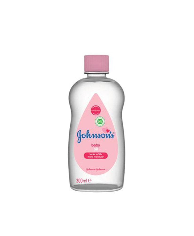 JOHNSON'S BABY OIL ΛΑΔΙ 300ML