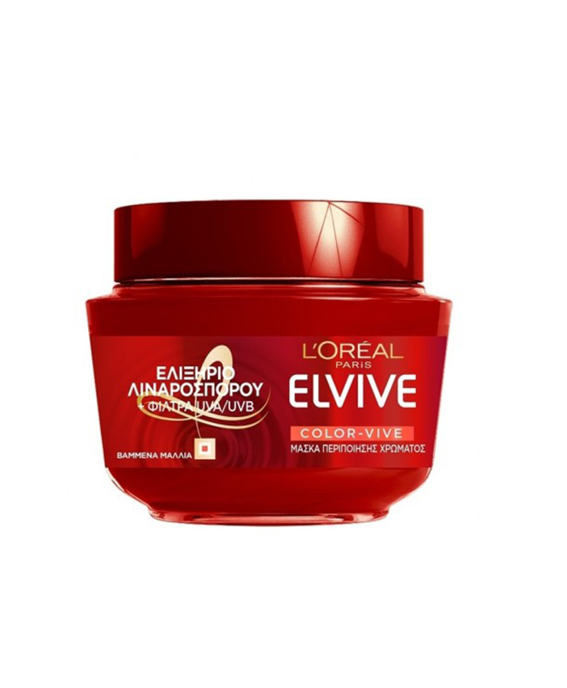 ELVIVE ΜΑΣΚΑ ΜΑΛΛΙΩΝ COLOR VIVE 300ml