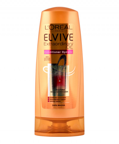 ELVIVE CONDITIONER ΘΡΕΨΗΣ EXTRAORDINARY OIL 200ML
