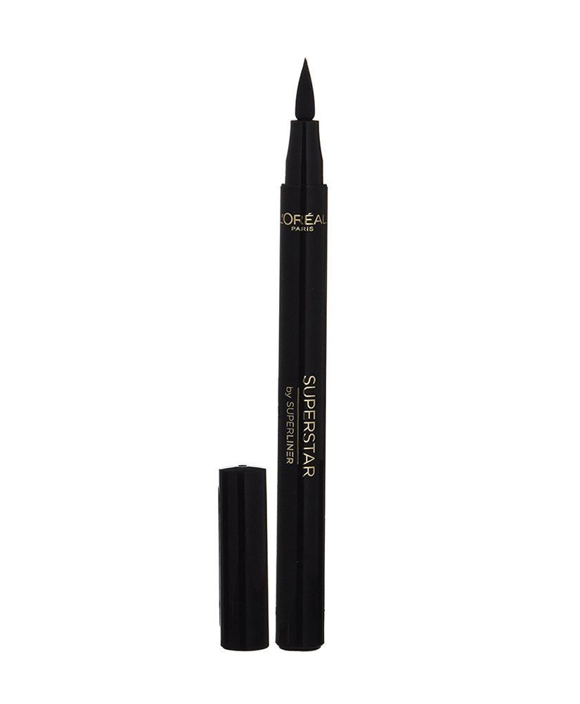 LOREAL EYELINER SUPERSTAR BY SUPERLINER BLACK