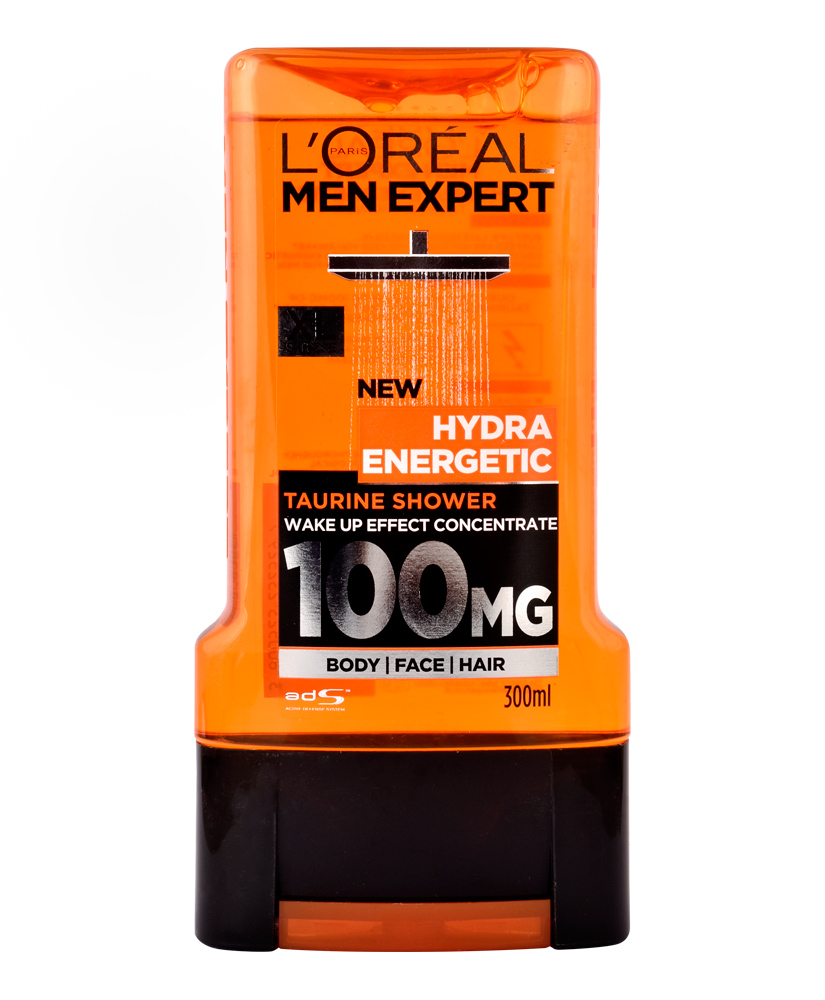 L'OREAL MEN EXPERT ΑΦΡΟΛΟΥΤΡΟ HYDRA ENERGETIC 300ML