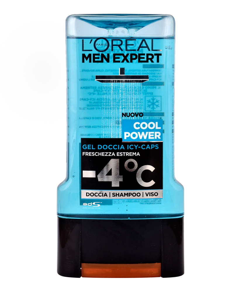 L'OREAL MEN EXPERT ΑΦΡΟΛΟΥΤΡΟ COOL POWER 300ML