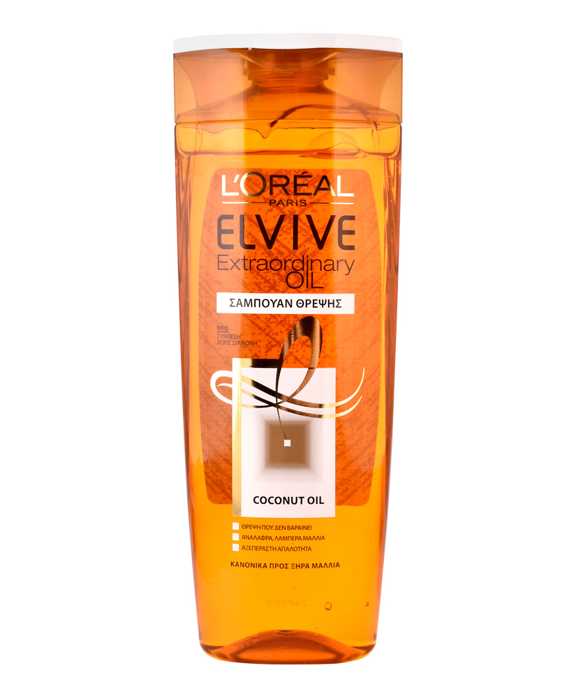ELVIVE ΣΑΜΠΟΥΑΝ EXTRAORDINARY OIL COCONUT OIL 400ML