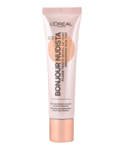 L'OREAL BB CREAM BONJOUR NUDISTA MEDIUM  No 03 30ml