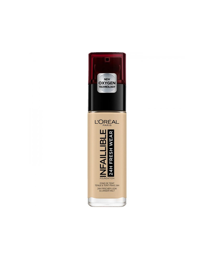 L OREAL MAKE UP INFAILLIBLE 24H FRESH WEAR No 005 PEARL 30ml
