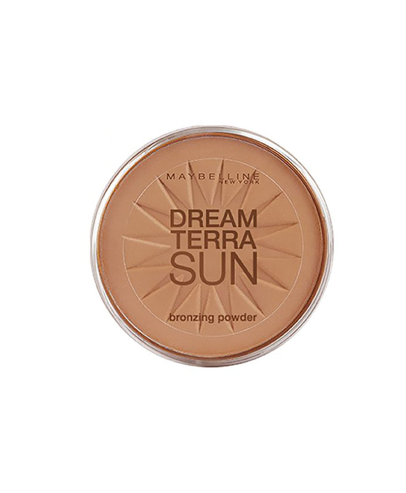 MAYBELLINE BRONZER DREAM TERRA SUN  No 02 GOLDEN