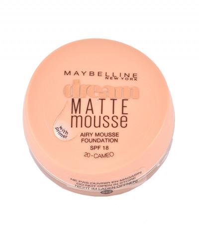 MAYBELLINE FOUNDATION DREAM MATTE MOUSSE 18ML