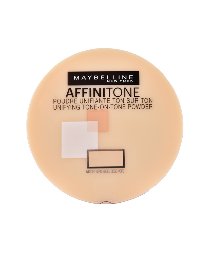 MAYBELLINE ΠΟΥΔΡΑ AFFINITONE No. 03 Light Sand Beige 9G