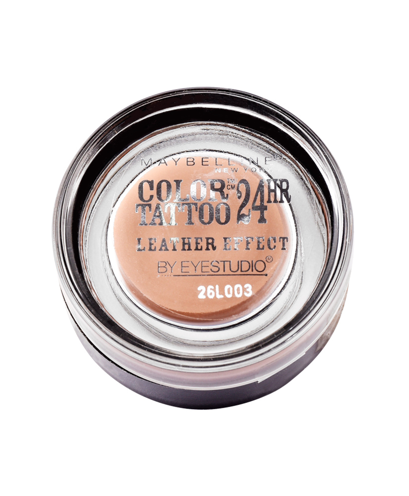 MAYBELLINE ΣΚΙΑ ΜΑΤΙΩΝ COLOR TATTOO 24HR LEATHER EFFECT