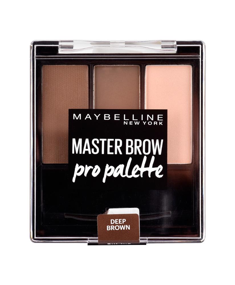 MAYBELLINE MASTER BROW PALETTE No 03 SOFT BROWN  3,4gr