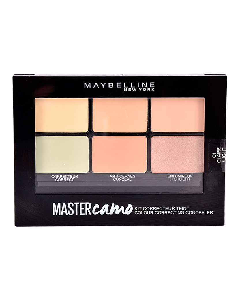 MAYBELLINE CORRECTING CONCEALER MASTER CAMO COLOUR CLAIRE LIGHT No 01  6,5 gr