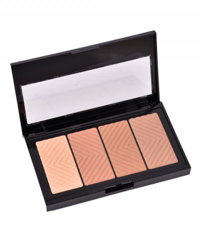 MAYBELLINE ΠΑΛΕΤΑ MASTER BRONZE COLOR & HIGHLIGHTING KIT 14g