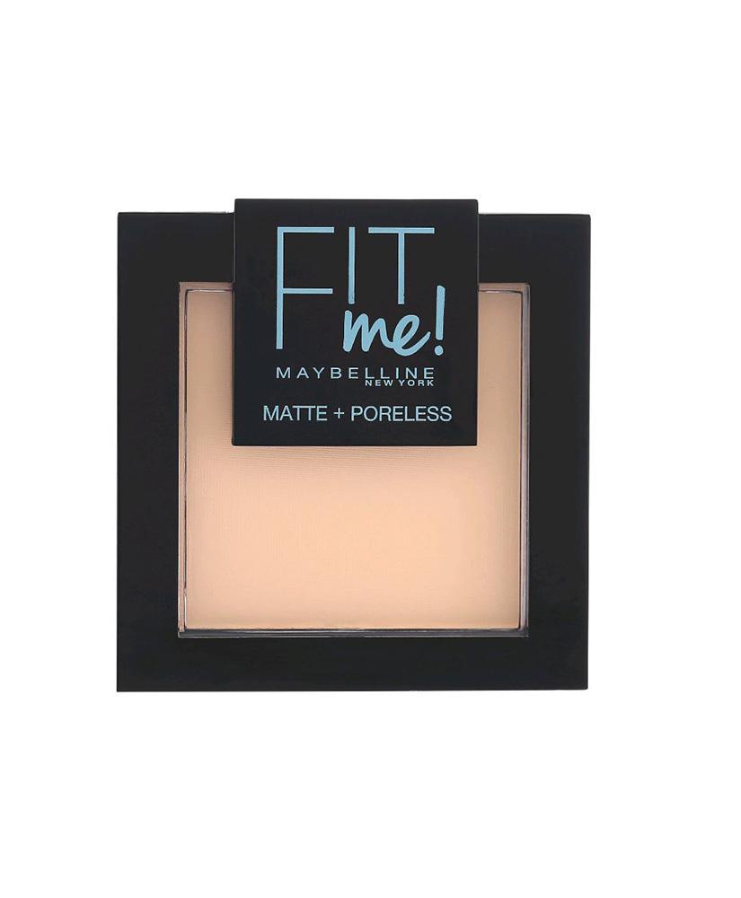 MAYBELLINE ΠΟΥΔΡΑ FIT ME MATTE &  PORELESS No 104  SOFT  IVORY 9gr