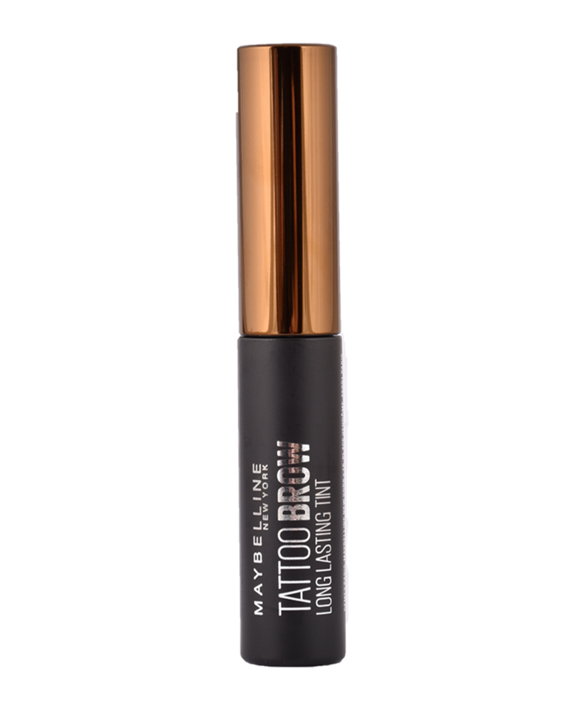 MAYBELLINE  HMIMONIMO TATTOO ΦΡΥΔΙΩΝ 3 DAY GEL TINT LIGHT BROWN No1   4,6gr
