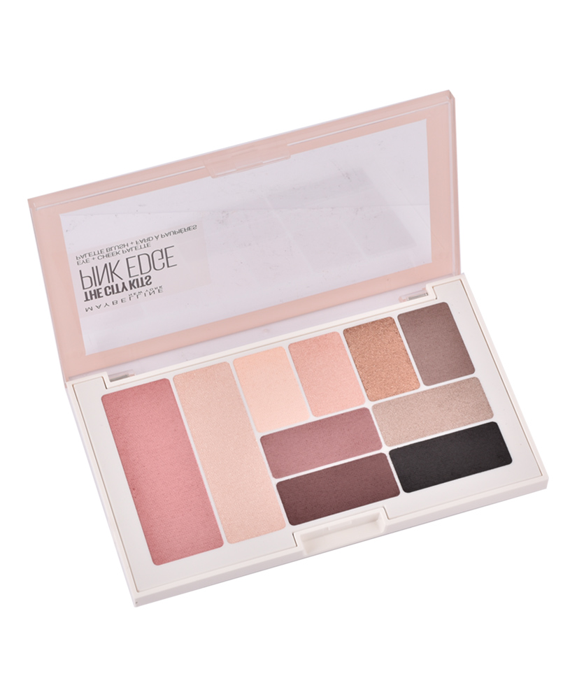 MAYBELLINE ΠΑΛΕΤΑ ΜΑΚΙΓΙΑΖ THE CITY KITS 12g