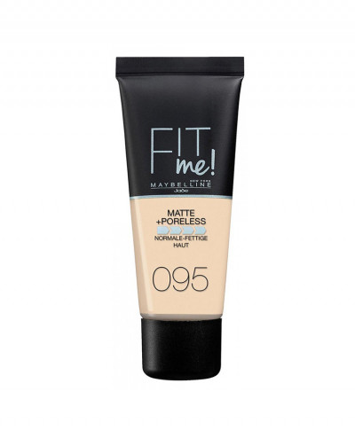 MAYBELLINE MAKE UP FIT ME MATTE AND PORELESS  No 95 FAIR PORCELAIN 30ml