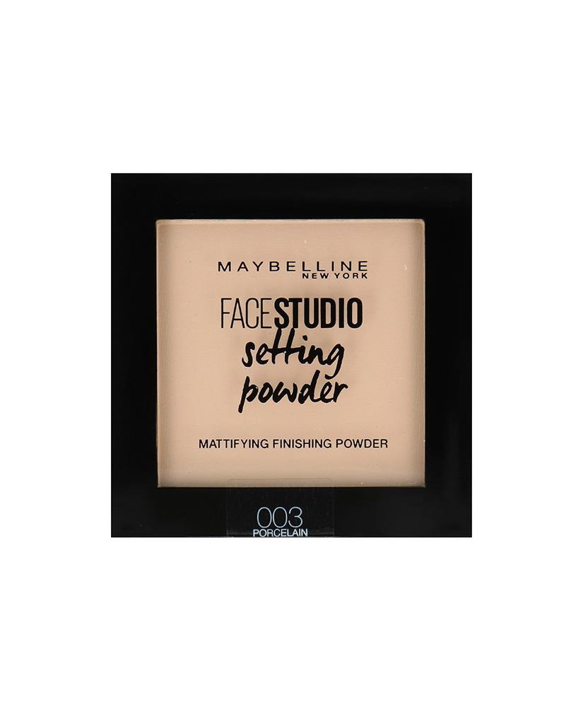 MAYBELLINE ΠΟΥΔΡΑ FACE STUDIO SETTING MATTIFYING POWDER No 003 PORCELAIN 9gr