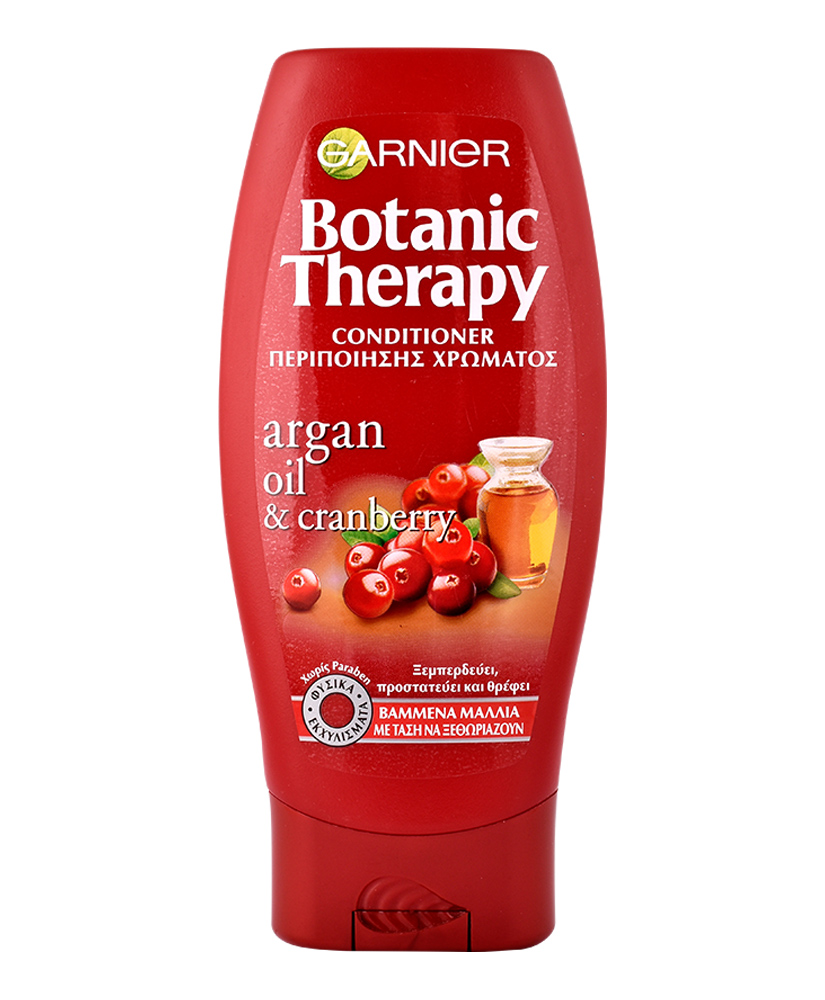 BOTANIC THERAPY CONDITIONER ARGAN OIL & CRANBERRY 200ML