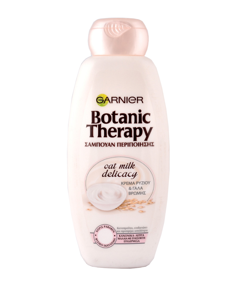 BOTANIC THERAPY ΣΑΜΠΟΥΑΝ OAT MILK DELICACY 400ML