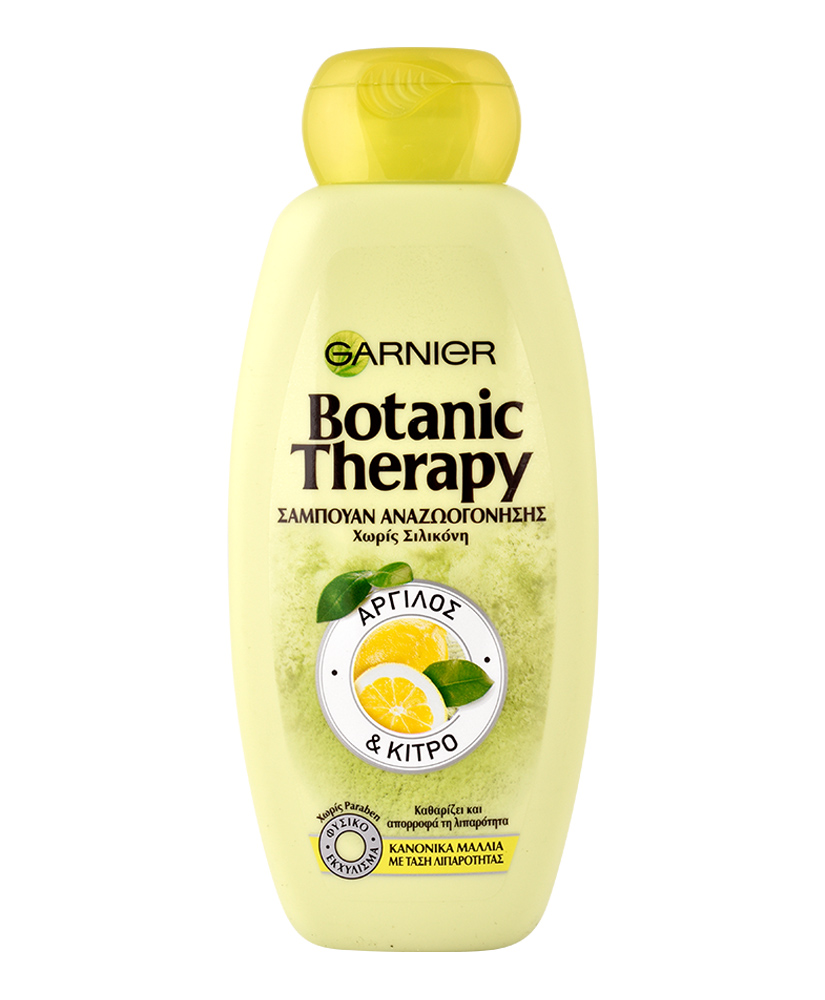 BOTANIC THERAPY ΣΑΜΠΟΥΑΝ ARGILE & CITRUS 400ML