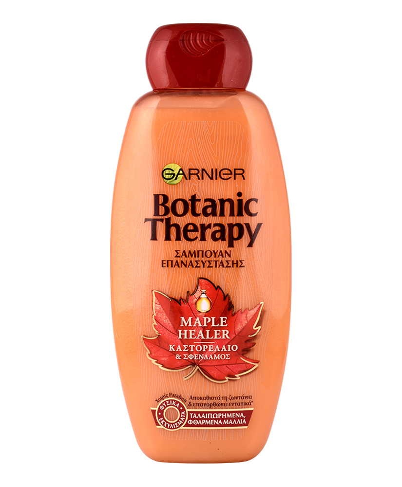 BOTANIC THERAPY ΣΑΜΠΟΥΑΝ MAPLE HEALER 400ML
