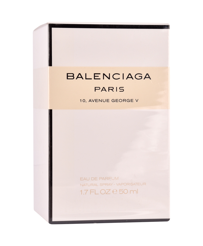 BALENCIAGA ΓΥΝΑΙΚΕΙΟ  ΑΡΩΜΑ  EAU DE PARFUM  PARIS 0. AVENUE GEORGE V 50ml