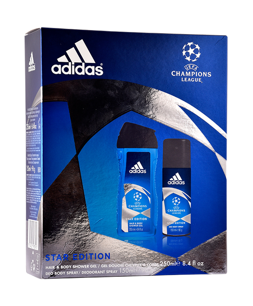 ADIDAS UEFA CHAMPIONS LEAGUE STAR EDITION ΣΕΤ ΔΩΡΟΥ