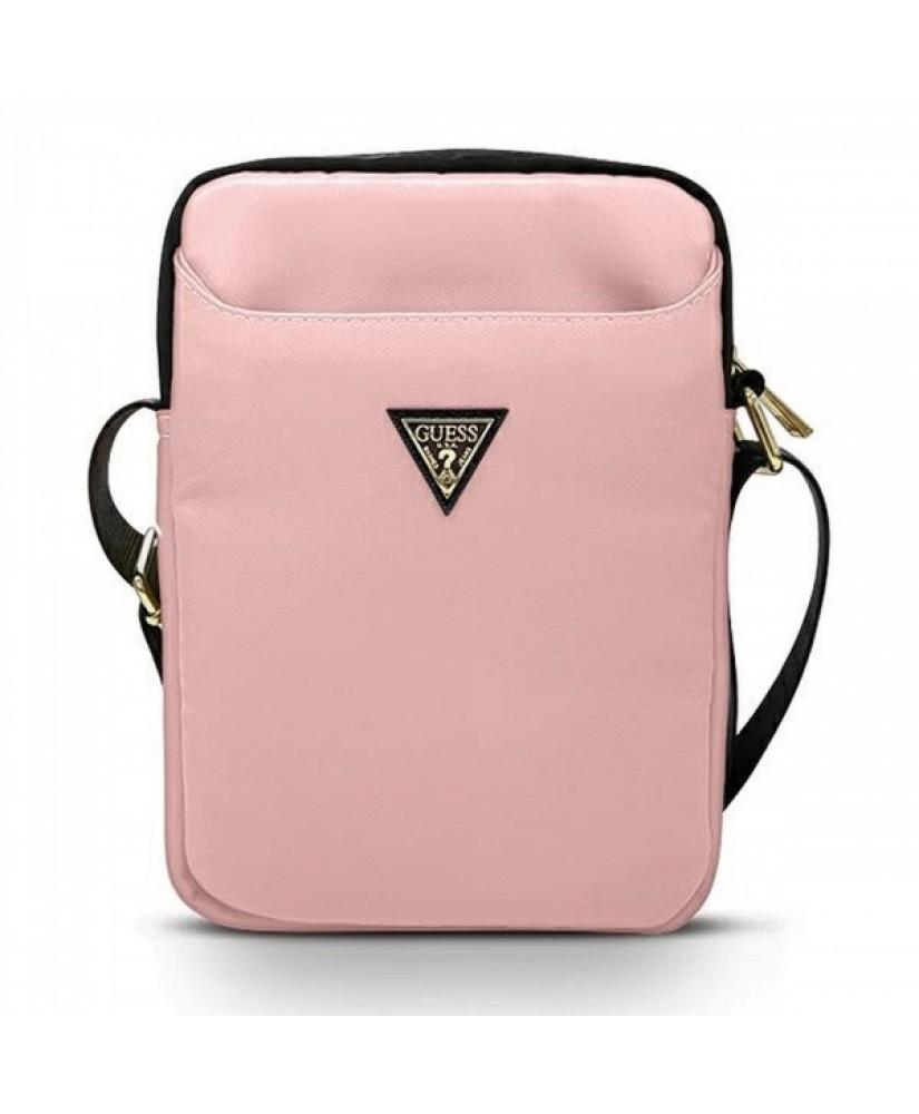 GUESS TABLET BAG 10' pink