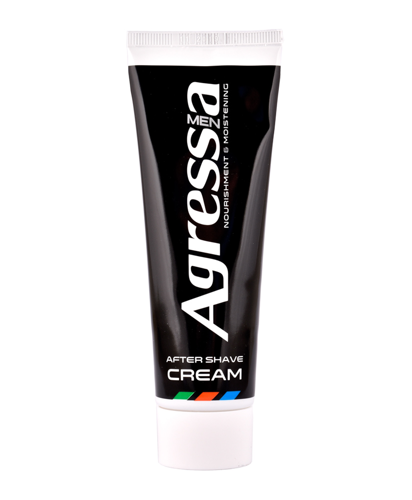 AGRESSIA AFTER SHAVE CREAM  MEN NORMAL 75ml