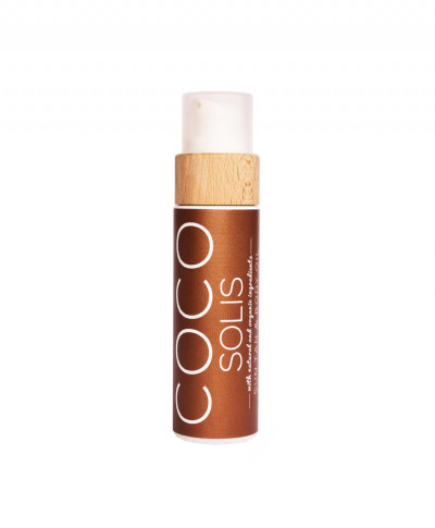 COCOSOLIS CHOCO SUN TAN & BODY OIL BIO 110ml