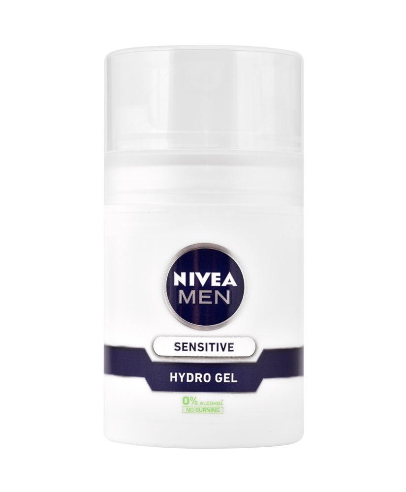 NIVEA MEN ΤΖΕΛ ΕΝΥΔΑΤΩΣΗΣ HYDRO GEL SENSITIVE 50ml