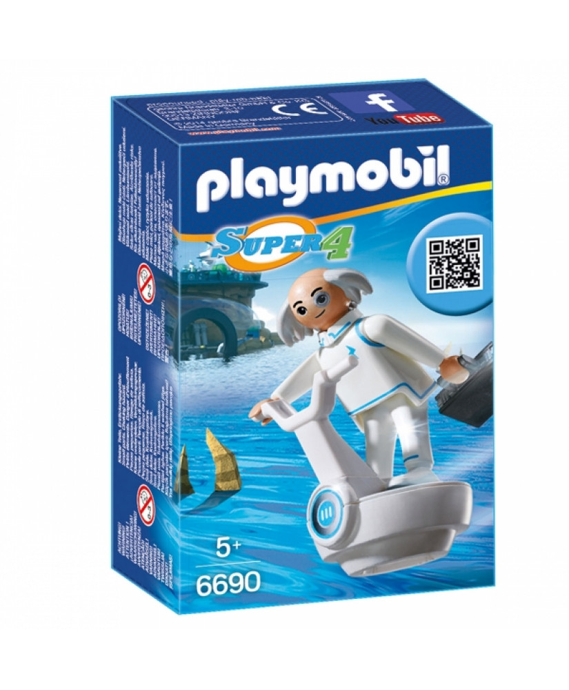 PLAYMOBIL SUPER 4 ΔΟΚΤΩΡ Χ