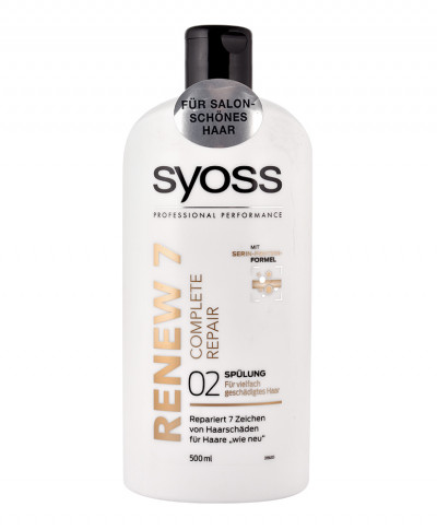 SYOSS CONDITIONER RENEW 7 COMPLETE REPAIR 500ML