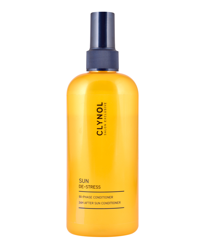 CLYNON SALON EXCLUSIVE ΜΑΛΑΚΤΙΚΗ ΜΑΛΛΙΩΝ AFTER SUN  DE STRESS  250ml