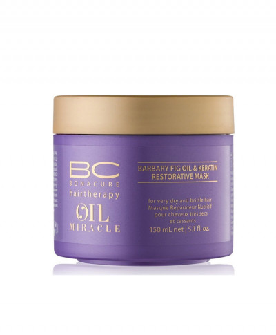 SCHWARZKOPF BC BONACURE ΜΑΣΚΑ OIL MIRACLE BARBARY FIG OIL 150ML