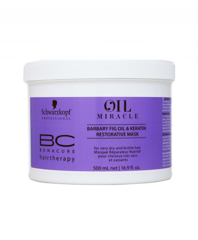 SCHWARZKOPF OIL MIRACLE ΜΑΣΚΑ ΜΑΛΙΩΝ BABRBARY FIG OIL 500ML