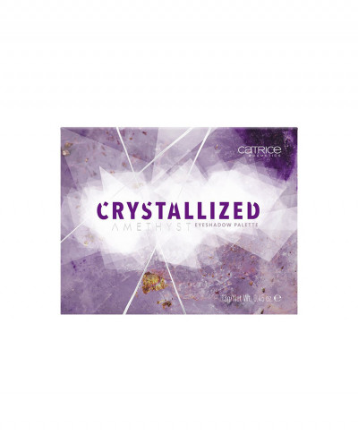 CATRICE ΠΑΛΕΤΑ ΣΚΙΩΝ CRYSTALLIZED AMETHYST RAISE UP YOUR VOICE 13GR