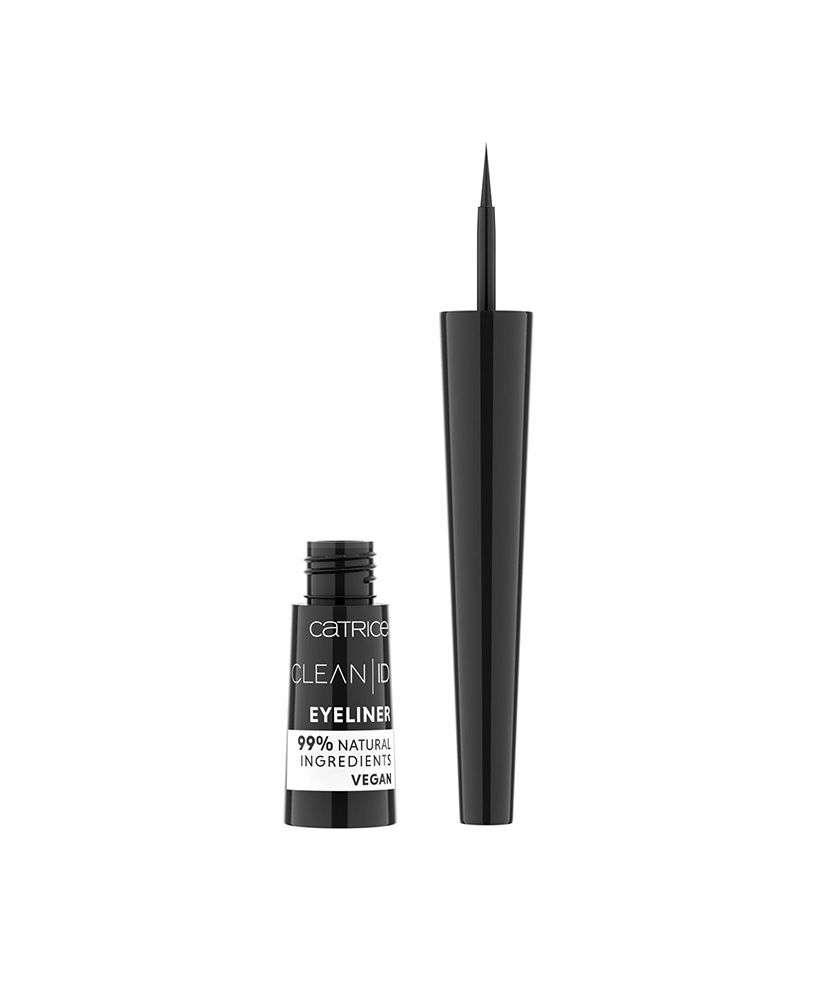 CATRICE EYELINER CLEAN ID TRULY BLACK 2,5ML