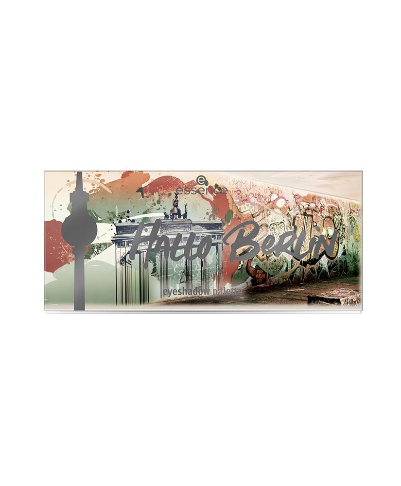 ESSENCE ΠΑΛΕΤΑ ΣΚΙΩΝ HALLO BERLIN 10  13,5GR