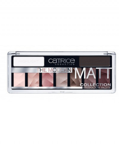 CATRICE ΠΑΛΕΤΑ ΣΚΙΩΝ THE MODERN MATT COLLECTION THE MUST HAVE MATTS 10GR