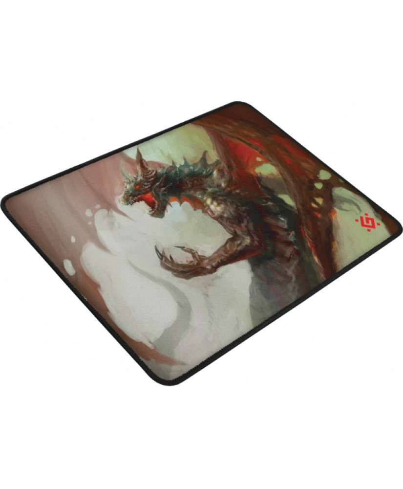 DEFENDER DRAGON RAGE M GAMING MOUSE PAD size 360 x 270 x 3 mm